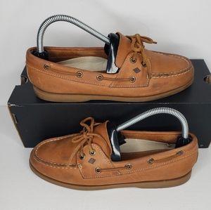 Sperry Topsider Original Leather Boatshoe